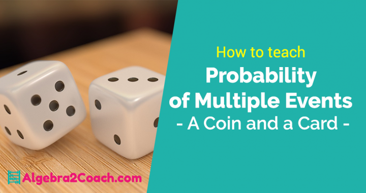 Probability of Multiple Events Answers